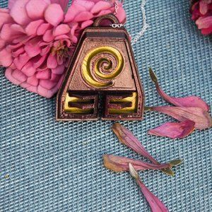 Necklace Earthbending Avatar the last airbender